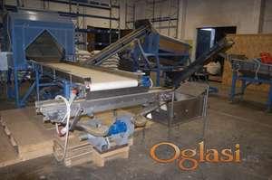 Euro Prima d.o.o OGK 1003 - A, Dry chamomile processing line