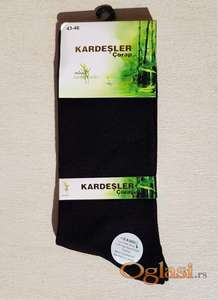 Čarape od bambusa Vel;43-46.