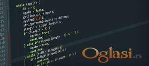 Casovi programiranja: Python, Java, C, C++, Javascript, php, NodeJs, Ajax, Html5, Css3, Bootstrap, sql