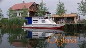 Salaš uz Veliki bački kanal (Gornje Podunavlje/Bački Monoštor-okolina Sombora)