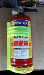 Protiv požarni aparat za automobil 1kg S-1