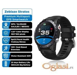 Zeblaze Stratos Bluetooth 5.0, Vodootporni GPS Pametni Sat