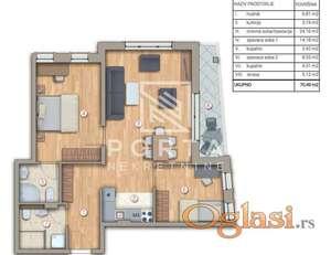 Prodaja,stan u izgradnji,Zvezdara,3.0,Voje Veljkovića,66m2,96000eur+PDV ID#1065