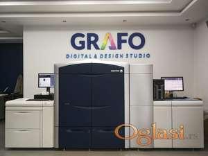 Digitalna masina Xerox C1000