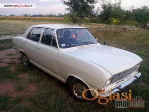 Sombor Opel Kadett b luxus 1970