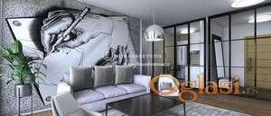 Izdavanje luksuzni stanovi Beograd- Skyline- Trosoban lux stan sa garažom