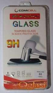 Staklo za zastitu ekrana GLASS za Samsung Galaxy S3 I9300/9301 zlatna