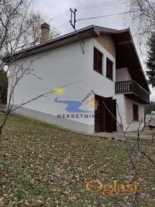 Fenomenalna novija kuća, odmah useljiva, banja Vrdnik ID#1014