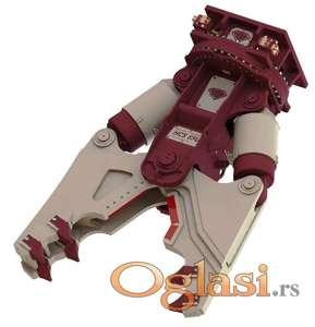 Škare za rušenje HCS-serija | 980 do 11200 kg | Hydraram