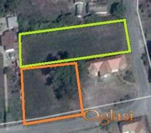 Gradjevinsko zemljiste/plac u Zvečkoj (Obrenovac)