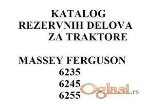 Massey Ferguson 6265 Katalog rezervnih delova