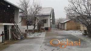 Porodična, trosobna kuća na 6,64ara placa 83m.kv. 240000eura