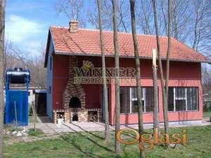 Prodaja Kuca Srebrno Jezero, 80m2, Plac 2.75 Ari ID#1
