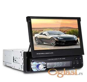 Multimedija Mp5 7inch touch screen multimedia 1din