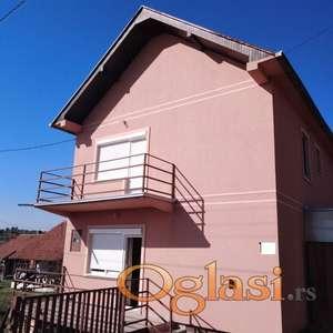 Izmeni | Obriši Kuća 120m2 i 11,55 ari placa u blizini Kosmaja, Mladenovac