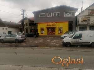 Nova Pazova, centar, lokal