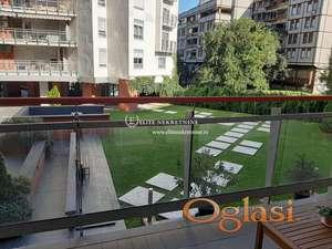 Izdavanje stanova Novi Beograd-Park apartmani-Dvosoban lux stan sa garažom