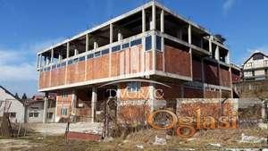 Stambeno Poslovni objekti u Novom Pazaru ID#1096