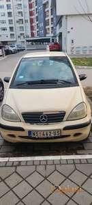 Mercedes A170   2001god  CENA DOGOVOR