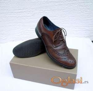 "Kožne cipele ""BATA"", braon, br.43"
