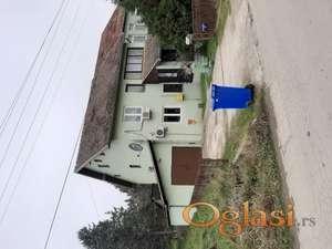 Izdajem kuću koja može biti registrovana i firma,, Stambeno poslovni objekat.