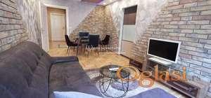 Izdavanje  stanova Beograd -  3.0 lux stan sa garažom