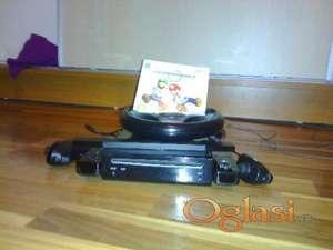 Nintendo Wii cipovan + cela oprema + igrice