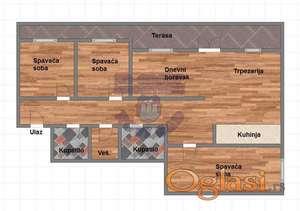 Predstavljamo Vam perfektan porodičan stan na odličnoj lokaciji!