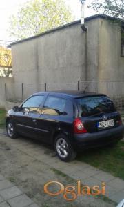 Beograd Renault Clio 2002
