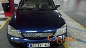 Sremska Kamenica Ford Mondeo Ghia