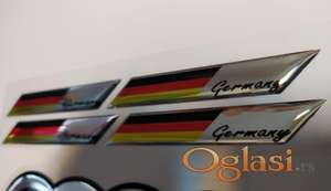 Germany stiker