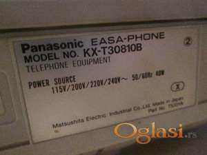 Zidna Centrala Panasonic + 2 mrezna telefona GRATIS