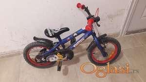 Prodajem odličan dečiji bicikl