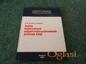 Analiza konkurentnosti poljoprivredno-prehrambenih proizvoda Srbije