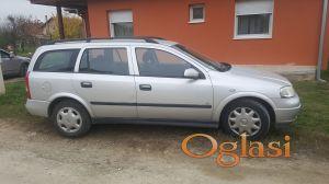 Opel Astra G Ksravan 2008