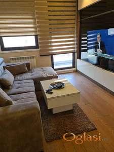Izdavanje stanova Beograd-Dvosoban lux stan sa garažom