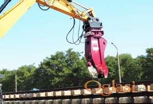 Škare za rezanje čelika HRC-serija | 2100 do 4050 kg | Hydraram