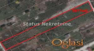 Novo Naselje-ODLIČAN PLAC 5677 m2 POGODAN ZA FIRME