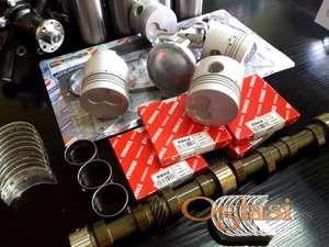 ISUZU C240 delovi za remont motora