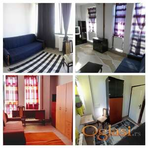 Izdajem komforne jednokrevetne sobe u sklopu duplex stana