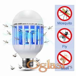 LED sijalica protiv insekata