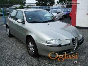 Alfa Romeo 147 twin spark 2000