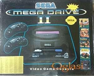 Sega Mega Drive 2 konzola 16 bit