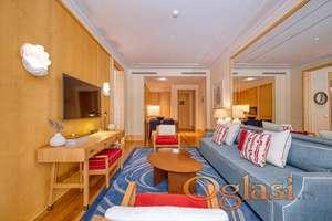 Regent Aqua. Hitna prodaja luksuznog apartmana uPorto Montenegro