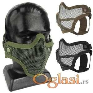 Maska za lice Airsoft metalna