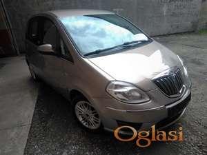 Lancia Musa 1,4 benzin-plin 2011 god.