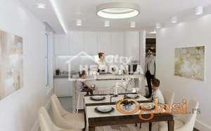 Nov luksuzan trosoban stan kod Skadarlije ID#5660