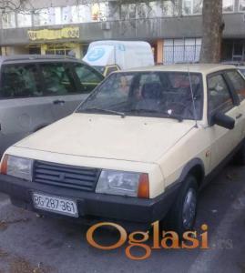 Beograd Lada Samara 1987