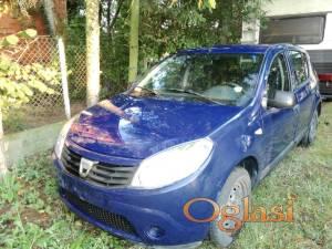 Dacia Sandero 1.4 Benzin