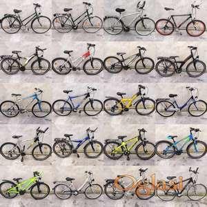 Prodaja bicikala iz uvoza